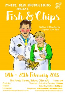 Fish & Chips Poster