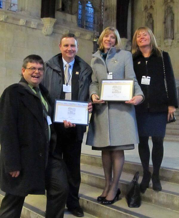 Awards Westminster Hall
