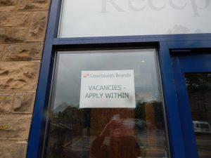 Vacancies sign still up 3 hours after firing all staff.