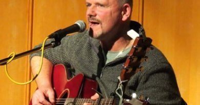 Anthony John Clarke at The Queens Head September 10th