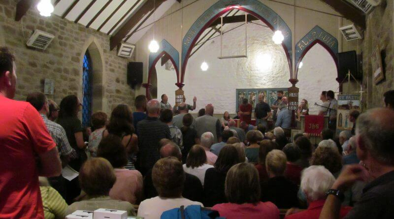 Standing Room Only: Community Mobilises To Oppose Housing Plans