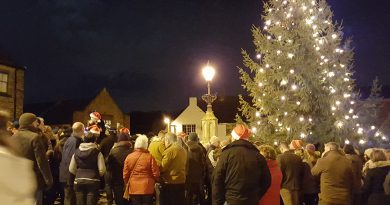 Belper Christmas Eve Carols Service