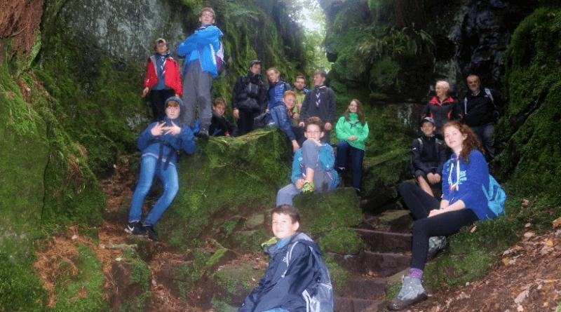 Belper District Scouts To Head Stateside
