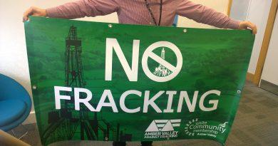 "Fracking Month: ""How I Started Amber Valley Against Fracking"""