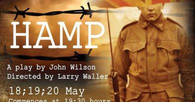 Review: Last Chance To See Tearjerking WW1 Play Hamp
