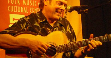 Steve Tilston To Headline Festival Of Peace, Love and Co-Operation
