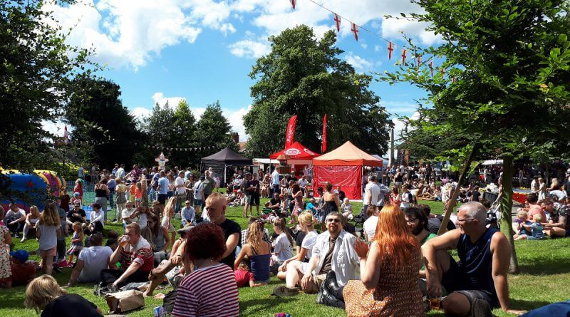 Belper Summer Food Festival