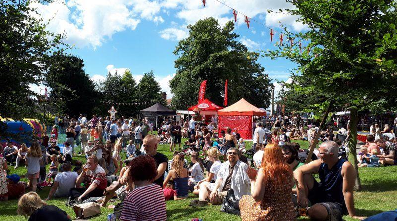 Belper Town Council Food Festival