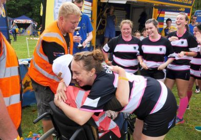 Sixth Belper Games Bounces Into The Lead