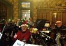 Belper Town Wind Band Brighten Up The Festive Season
