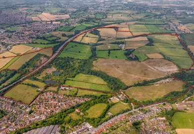 Amber Valley: Local Plan Paves Way for 10,000 Houses in 10 years
