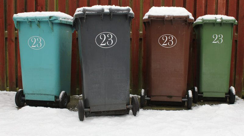 Missed Bin Collections Due to Snow