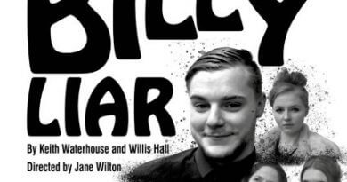 Review: Billy Liar by Belper Players