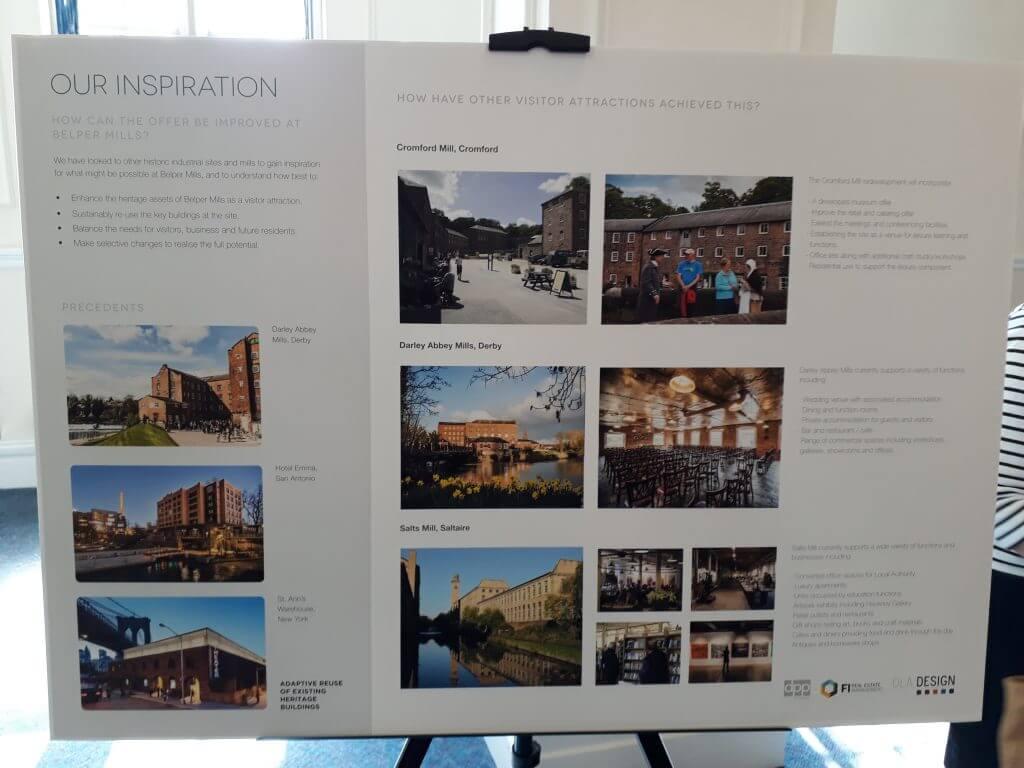 Plans for Belper Mill renovation 3