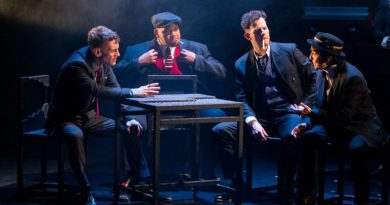 Review: Brighton Rock At Derby Playhouse