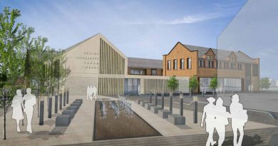 Work Begins On Belper's New Care Centre And Library