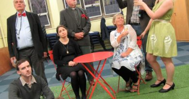 Belper Players Return With Ayckbourn's Woman in Mind