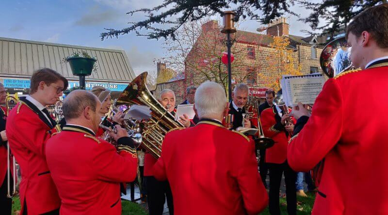 Armistice Day: Belper Meets To Mark 100 Years Since End Of WW1
