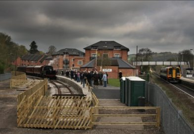 Person Killed By Train at Duffield
