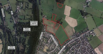 Bessalone Hill: Appeal Lodged To Build 185 Homes