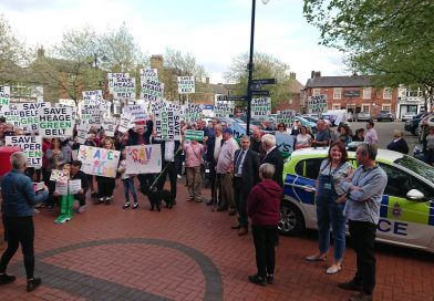 Thousands of Supporters Ready to Defend Green Belt as Local Plan is Scrapped