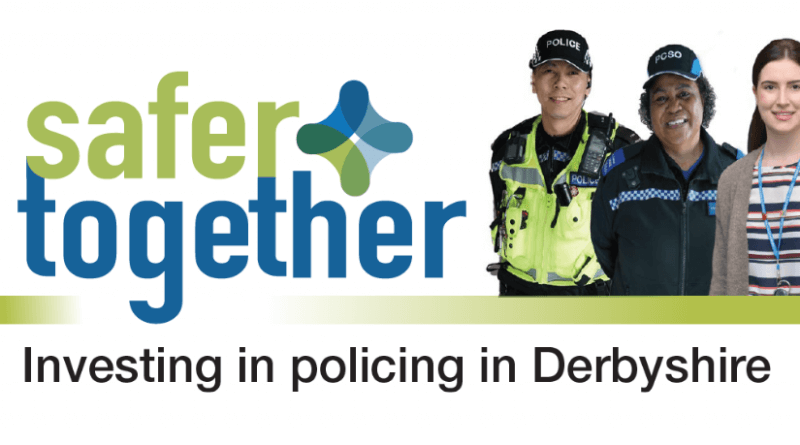 Safer Neighbourhood team banner