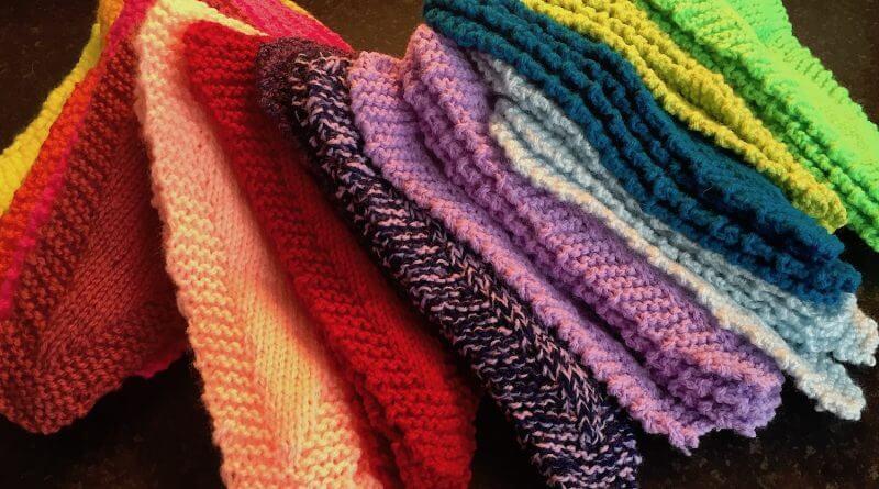 Knit for Pride in Belper – Bunting Pattern