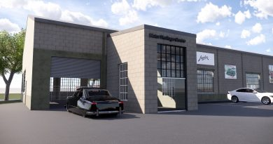 Vintage Car Museum Planned For Ambergate