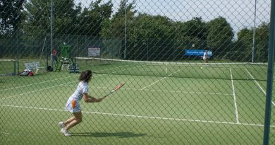 Free Tennis Session For Visually Impaired