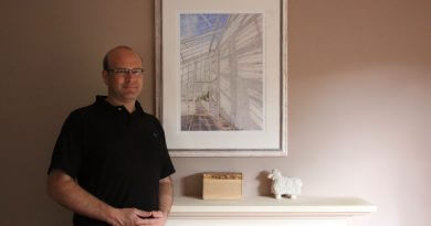 Belper Artist Wins National Award