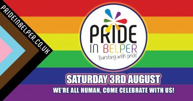 """""""Bursting With Pride"""" – Are You Ready for Pride in Belper?"""