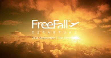 FREEFALL: Departure – Goodbye To The Drop Inn