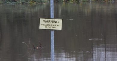 New Flood Alerts, Advice and Contacts