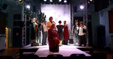 Christmas Play From Captive Audience Adults