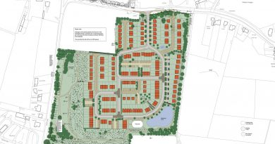 Housing Plans For Nether Heage