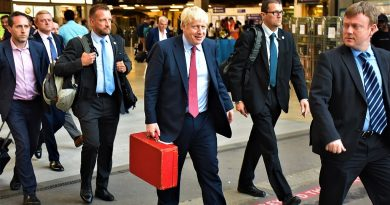 Boris Johnson's Letter To The Nation