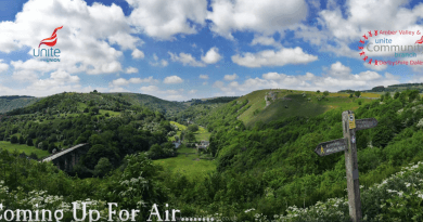 Coming Up For Air – Celebrating Belper